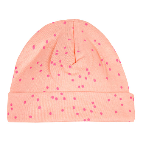 Absorba x La Cerise sur le Gâteau - Printed Newborn Baby Hat Collection-Hat-Sweet Peas Kidswear