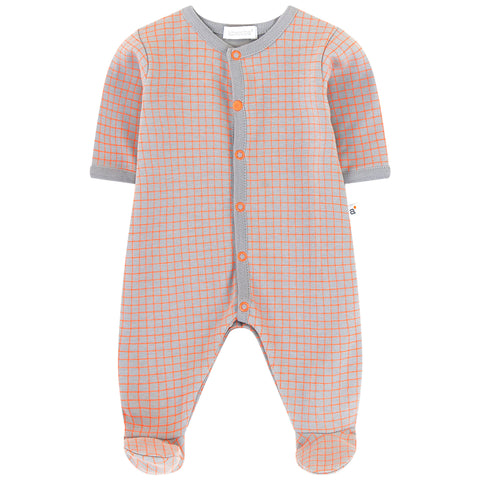 Absorba x La Cerise sur le Gâteau - Graphic Babygrow Collection-Baby Grow-Sweet Peas Kidswear