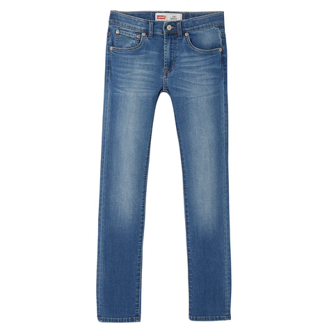 Levi's - 510 Skinny medium blue jeans 1