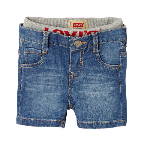 Levi's - Boys Denim Shorts-Shorts-Sweet Peas Kidswear