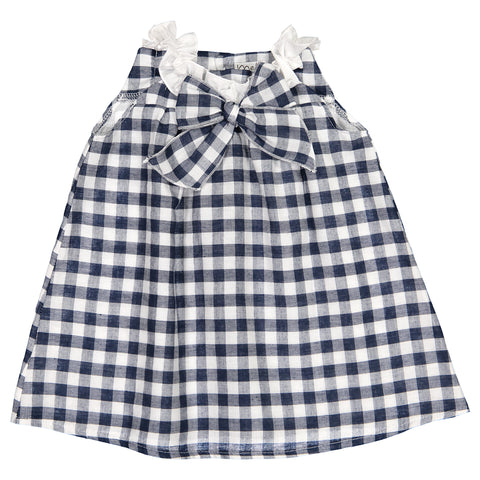 Mebi - Baby Girls Cotton Dress Set