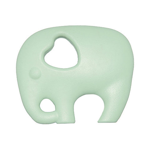 Nibbling - Elephant Silicone Teething Toy-Teething Ring-Sweet Peas Kidswear