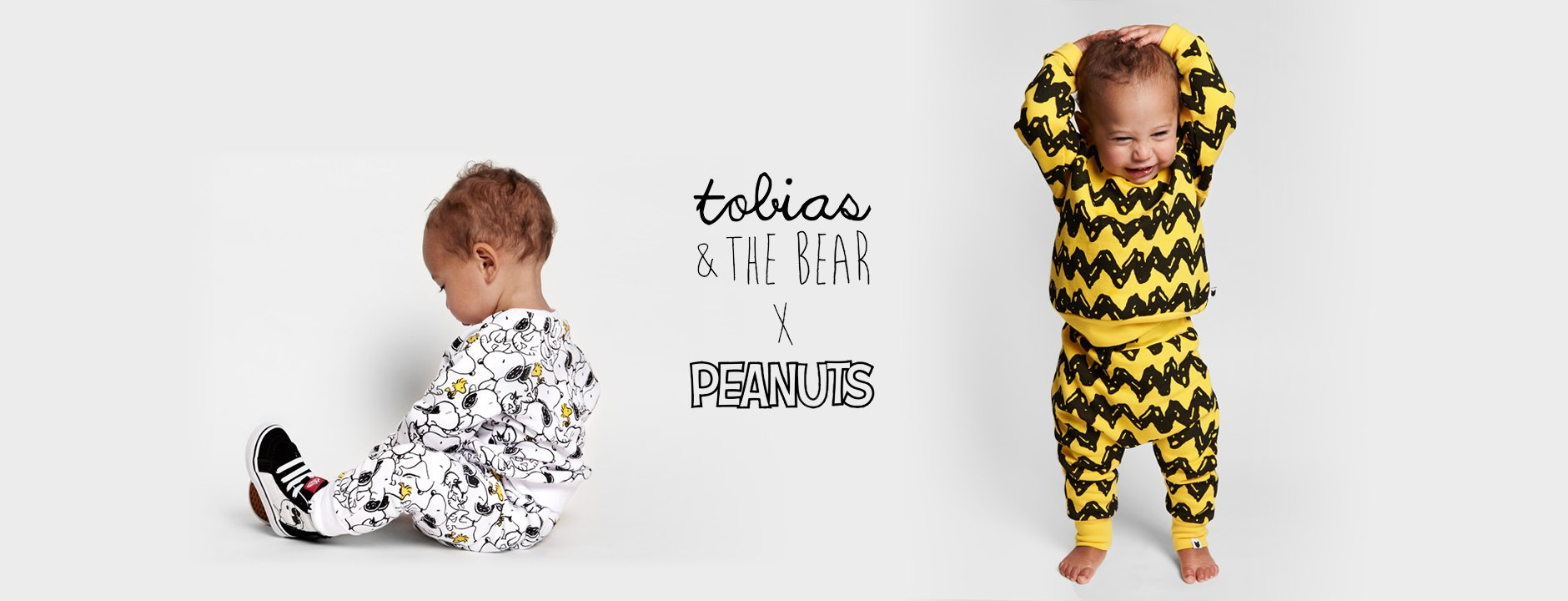 Tobias and the Bear AW17 collection