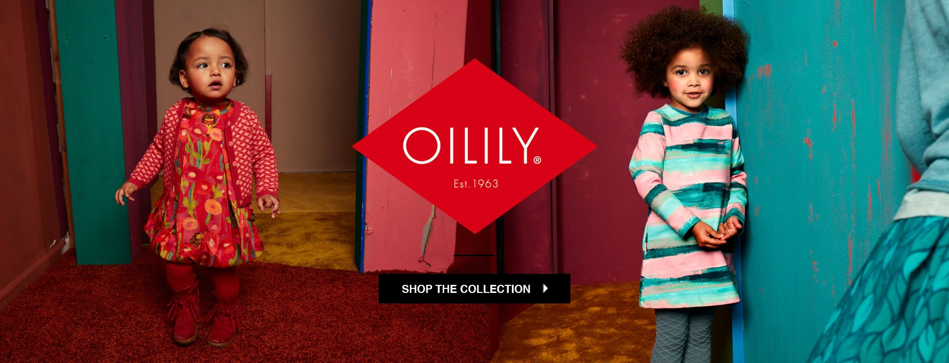Oilily autumn, winter 2017 collection