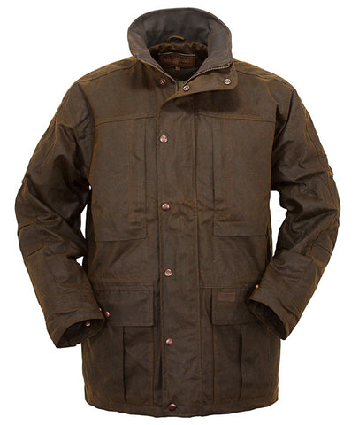 Outback Trading Co. Deer Hunter Jacket