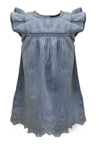 BLU & BLUE INFANT BABY DRESS