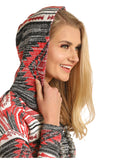 Rock and Roll Cowgirl Hooded Pullover