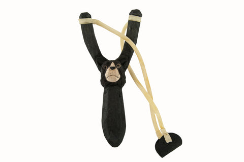 This adorable Bear slingshot is a great gift for the kid in all of us