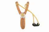 This adorable Eagle slingshot is a great gift for the kid in all of us