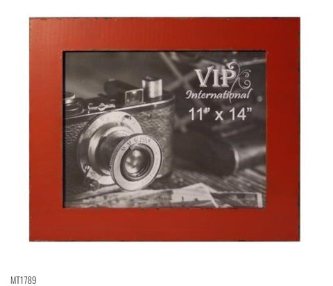"11x14"" Red Picture Frame"
