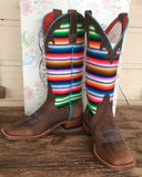 Macie Bean Lefty's Poncho Boots