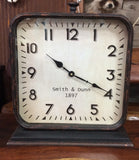 Large Mantle/ Table Clock