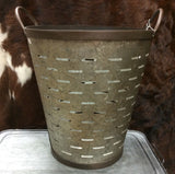 Olive Buckets Set of 3