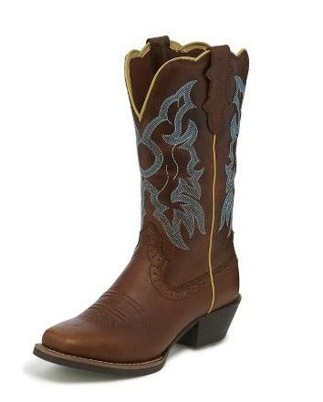 Durant Boot in Light Brown Buff