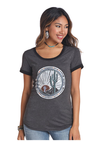 Panhandle Graphic cactus tee