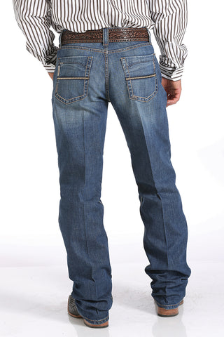 Cinch Medium Stonewash Grant Jean