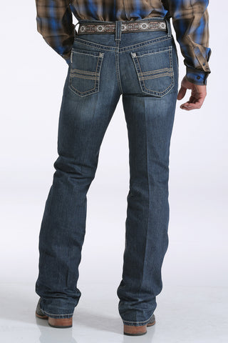 Cinch Dark Stonewash Ian Jean