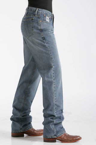 Cinch White Label Medium Stonewash Jean