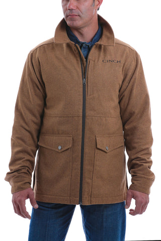CINCH MEN'S WOOLY DRESS JACKET