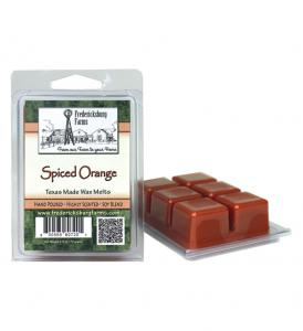 SPICED ORANGE WAX MELT