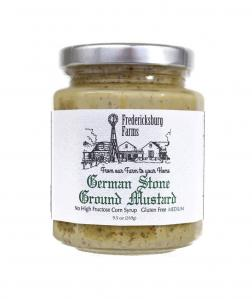 GERMAN STONE GROUND MUSTARD