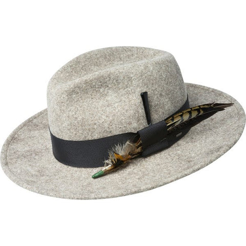Bailey Burnell Fedora in Natural