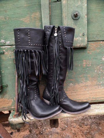 Liberty Black Delano Boots