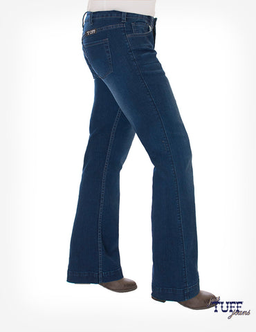 Cowgirl Tuff Girls Trouser Jeans