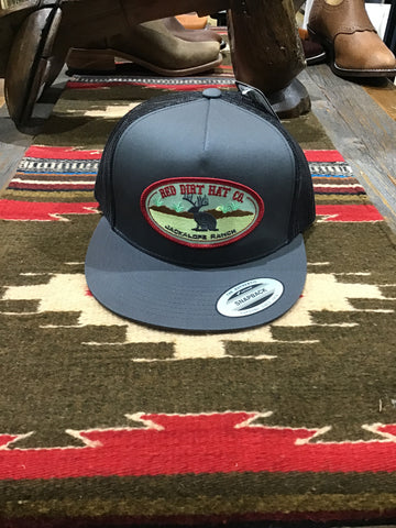 "RED DIRT HAT COMPANY ""JACKALOPE"""