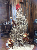 5 Foot Antler Christmas Tree