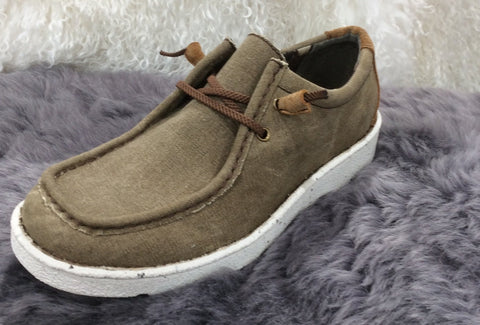HAZER CLAY CASUAL SHOE