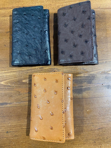 OSTRICH CREDIT CARD HOLDERS
