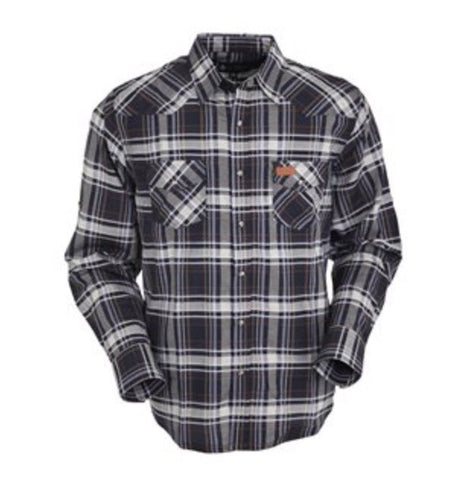 Outback Trading Co. Men's Crowe Preformance Shirt