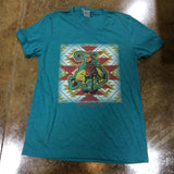Aztec Stamp Tee Shirt
