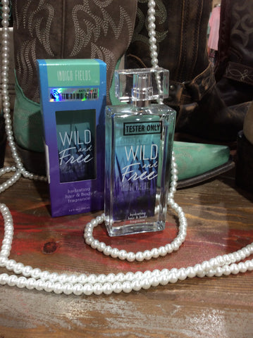 Wild & Free Indigo Fields Fragrance