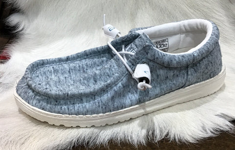 WALLY WOMEN BLUE GREY