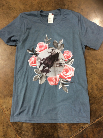 Vintage CowGirl Tee Shirt