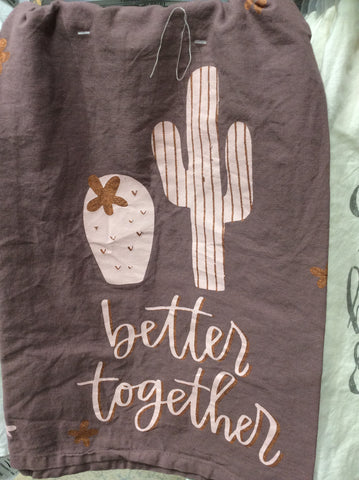 Dish Towel - Better Together