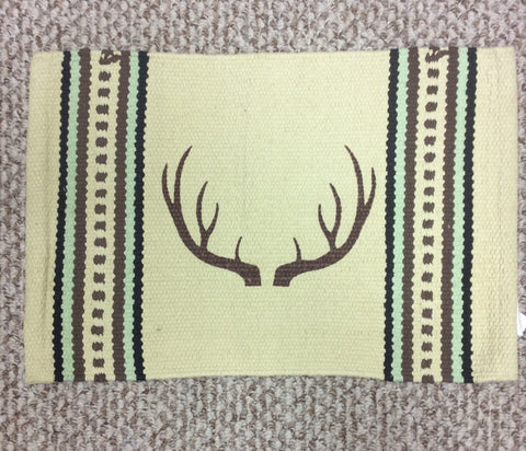 Wool and Cotton Placemats