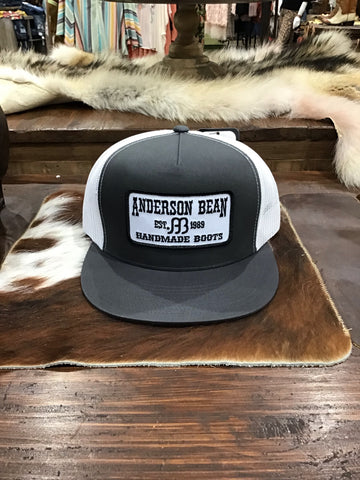 Anderson Bean snapback hat by Red Dirt Hat Company