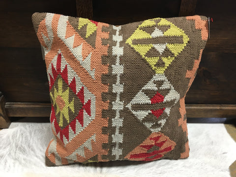 Patterned Cotton Pillows