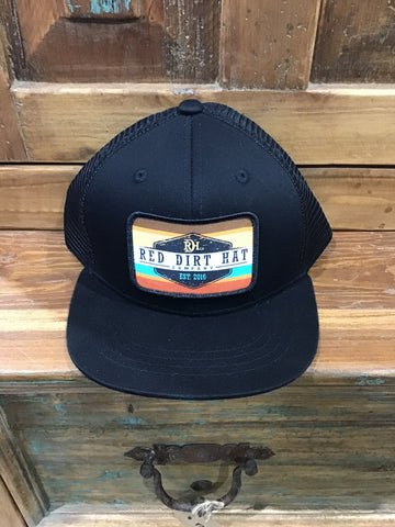 Army sunset youth hat