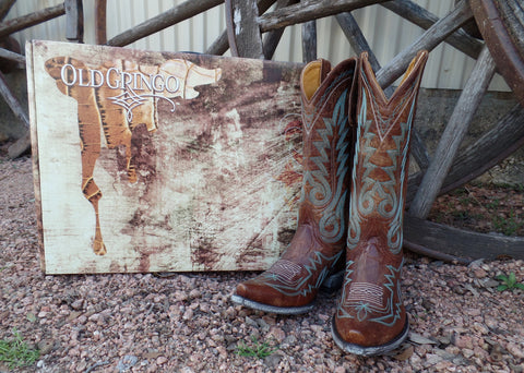 "Old Gringo Boots ""Nevada"""