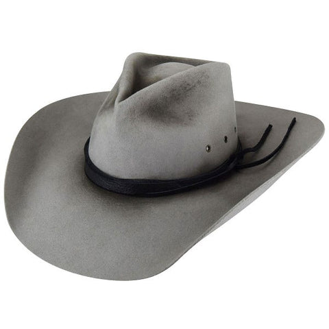 Bailey Shackleford 2X Wool Hat in Silver Sand