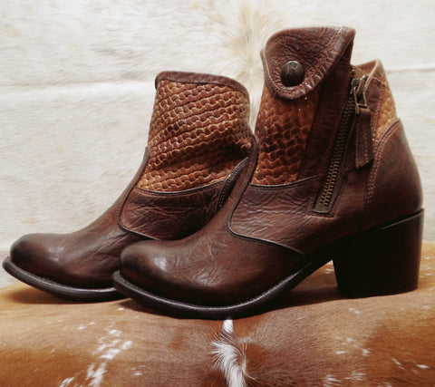 "Sonora ""Isabella"" Shorty Boots"