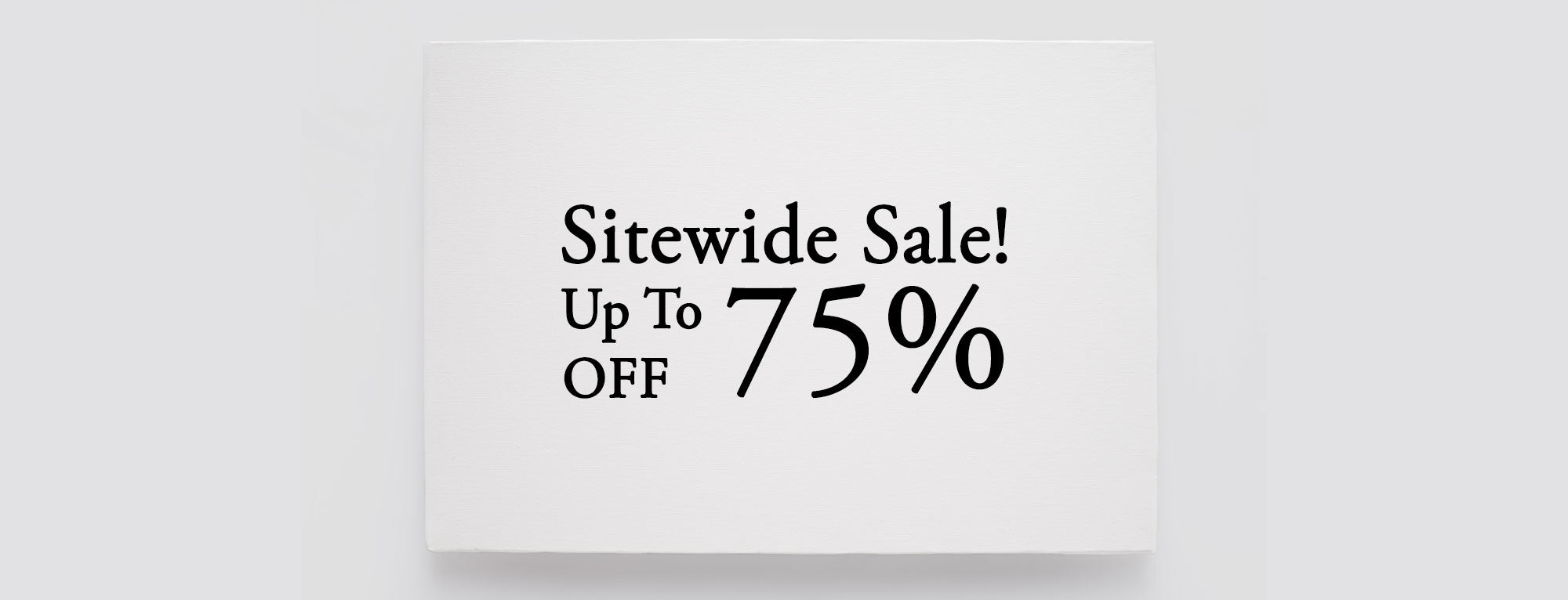 Shop Markdowns - Up To 75% Off