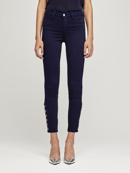 L'Agence - L'Agence Marlo High Rise Jean - Buy Online