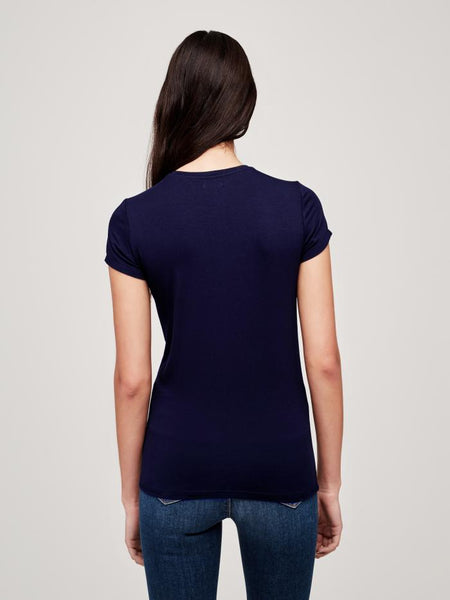 L'Agence - L'Agence Ressi Crew Neck Tee - Buy Online