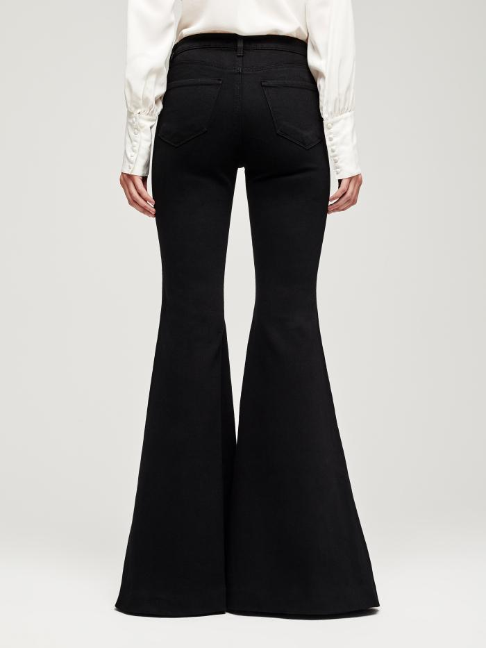L'Agence - L'Agence Lorde High Rise Super Flare Jean - Buy Online
