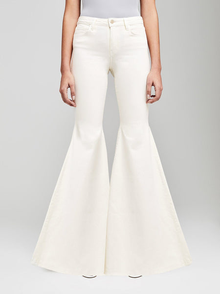L'Agence - L'Agence Lorde High Rise Flare Pants - Buy Online